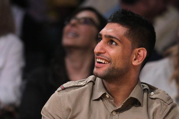 Amir Khan: IBF and WBA Belts Returned by July 7th or 14th