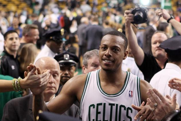 2012 NBA Playoffs: Important Dates and Players for Celtics vs. 76ers Series
