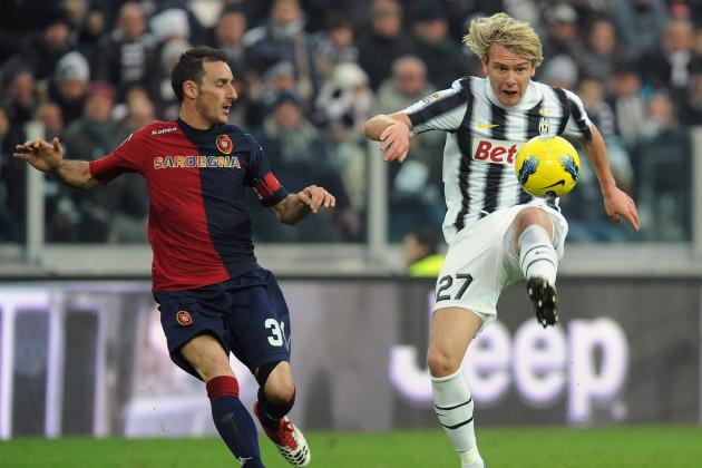 Liverpool Transfer Rumors: Milos Krasic as a Replacement for Dirk Kuyt?