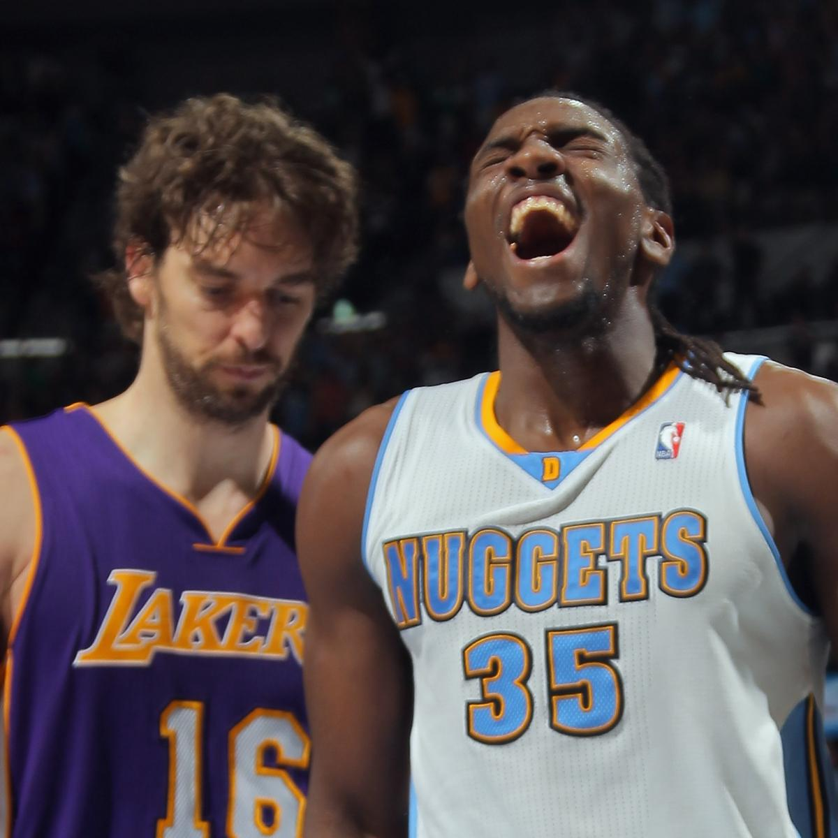 NBA Playoffs 2012: The Denver Nuggets Can Beat The Los