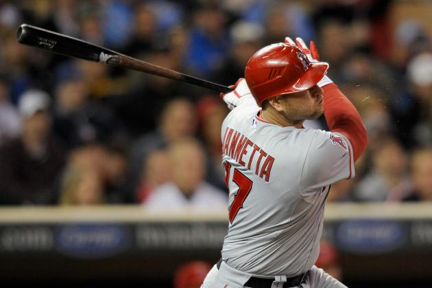 Los Angeles Angels: Are There Internal Options to Replace Chris Iannetta?