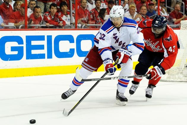 NHL Playoff Schedule 2012: TV Info and Analysis of Rangers vs. Capitals Game 7
