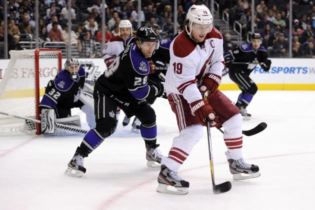 NHL Playoffs 2012: Predicting an Unexpeted Western Conference Final