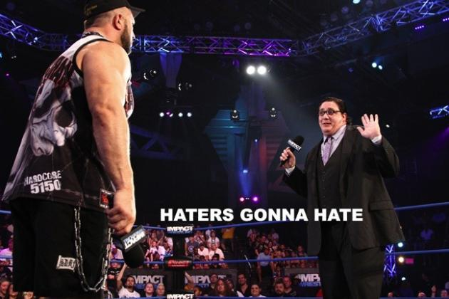 TNA IMPACT 5/10: A.J.'s Secret, Abyss Returns, Sacrifice News & Updates