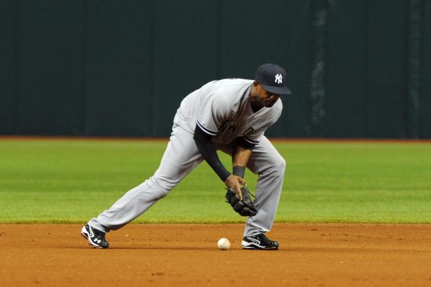 New York Yankees Demote Eduardo Nunez to Triple-a Scranton/Wilkes-Barre