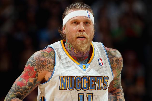 Nuggets Center Chris