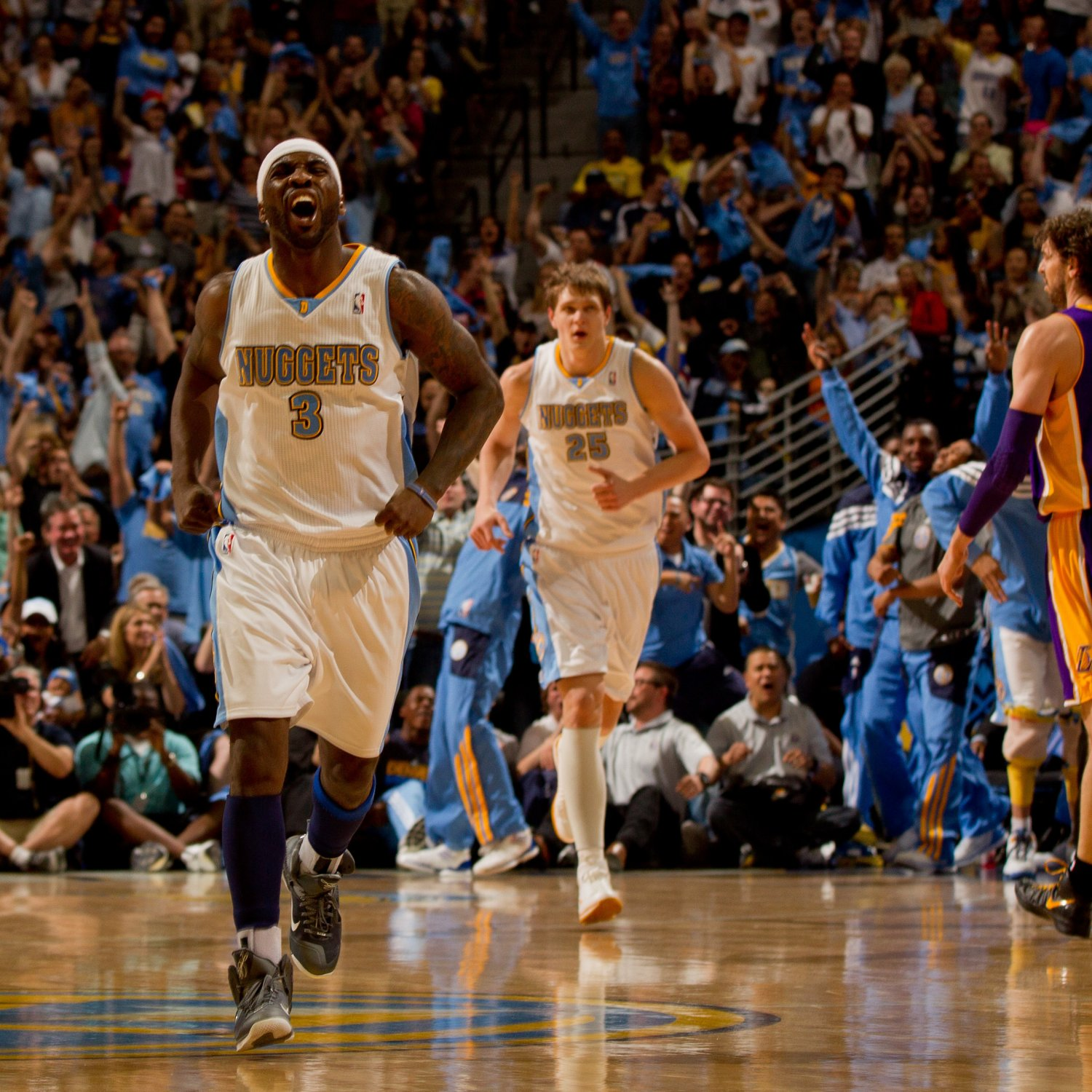 NBA Picks: Nuggets And Lakers Game 7 Odds And Betting