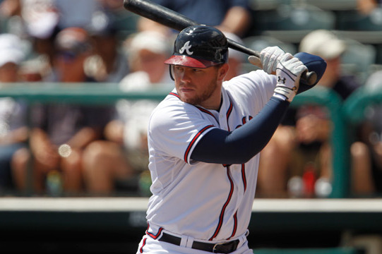 Freddie Freeman: Quietly Becoming an Offensive Force for the Atlanta Braves