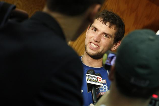 Andrew Luck: Why He Should Use Eli Manning as a Blueprint for Success