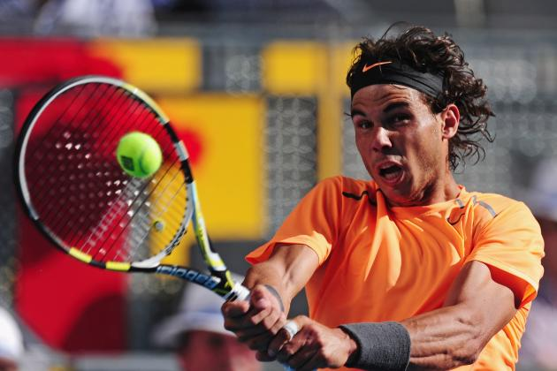 Madrid Open 2012: The Blue Clay Makes Defensive Tennis Impossible