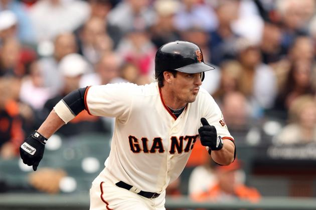 Giants lineup -- Posey at first, Arias batting two