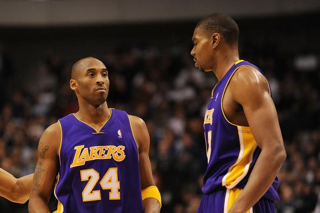 Kobe Bryant Must Teach Andrew Bynum to Play Like Champion, Not Chump