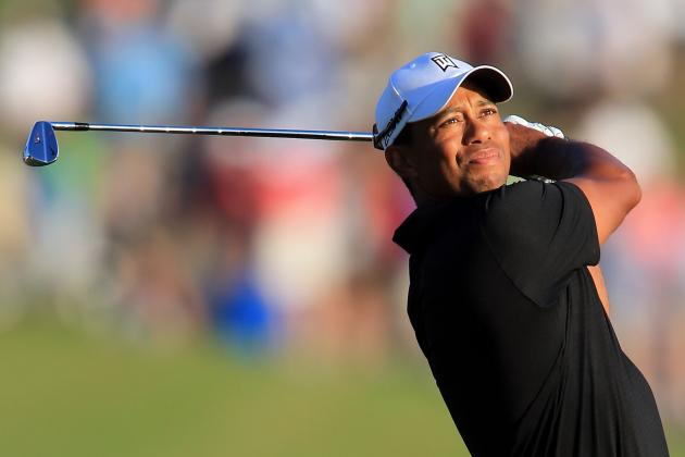 Players Championship 2012 TV Schedule: Strong Day 2 Makes Tiger Woods a Threat