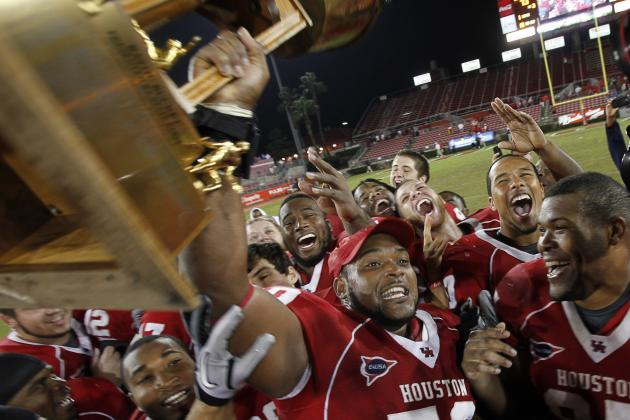 Houston Cougars and Rice Football Handle Realignment Better Than Texas A.D.