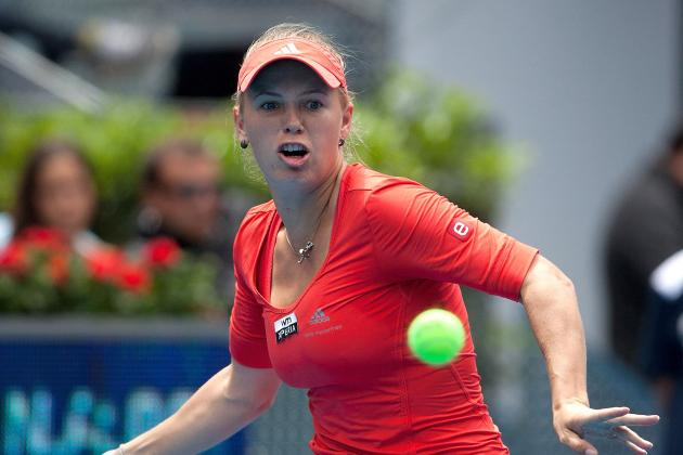 Caroline Wozniacki: Former World No. 1 Will Continue to Slide