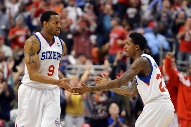 NBA Playoffs 2012: Philadelphia 76ers Find Their Go-to Guy Just in Time
