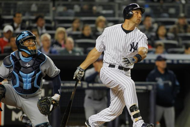 New York Yankees: Raul Ibanez Has Been the $1.1 Million Bargain of 2012