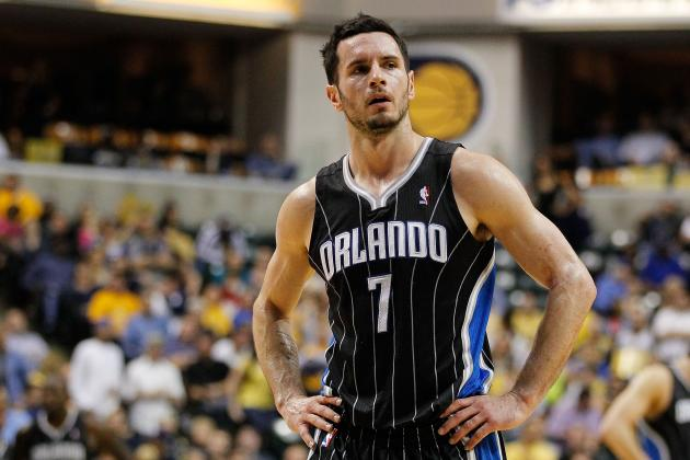 J.J. Redick Speaks on the Magic's Weird Season, Talks Dwight, SVG Drama
