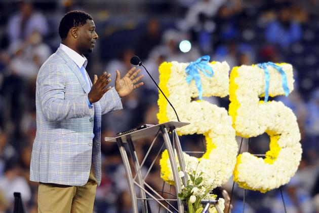 San Diego Chargers Make Classy Move by Retiring Junior Seau's Jersey