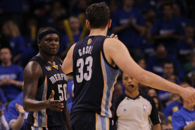 2012 NBA Playoffs: Why the Grizzlies Are a Hard Team to Match Up Against
