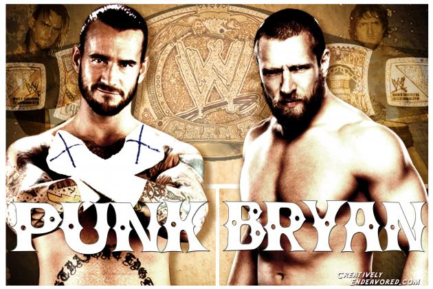 CM Punk vs. Daniel Bryan at WWE Over the Limit: Time to Choose Old or New
