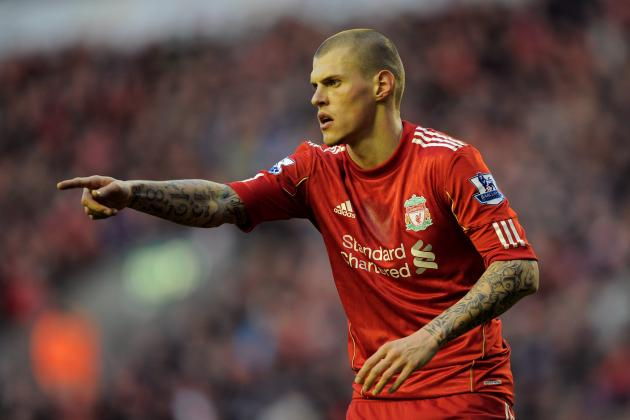 Report: Liverpool's Martin Skrtel Set to Hand in Transfer Request