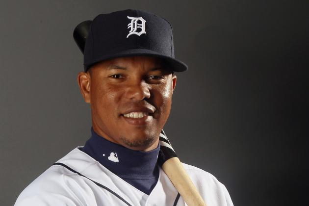 Ramon Santiago: Detroit Tigers' New Elder Statesman