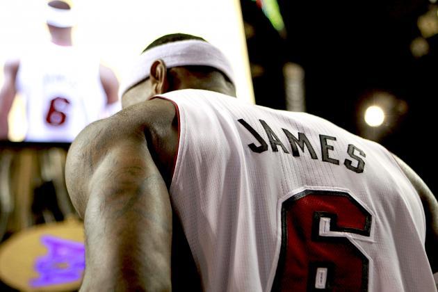 2012 NBA MVP Award: Miami Heat Star LeBron James Wins 3rd MVP Award