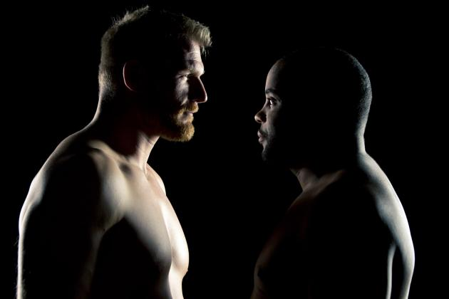 Strikeforce Grand Prix: Josh Barnett and Daniel Cormier Discuss Upcoming Finals