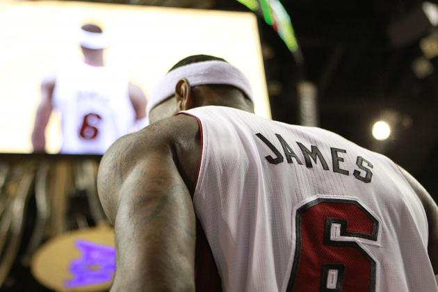 LeBron James Wins MVP: Why the Award Will Make or Break the Rest of His Career