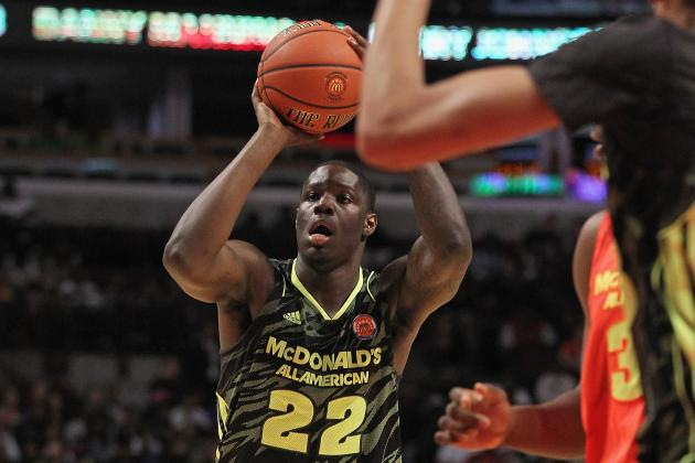 Anthony Bennett: Why Elite Prospect Should Choose Oregon over UNLV