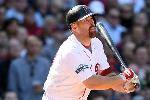 MLB Trade Rumors: Could the Milwaukee Brewers Target Red Sox 1B Kevin Youkilis?