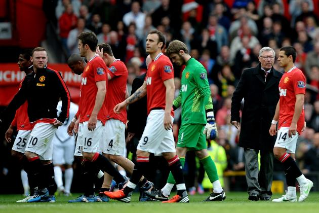 Wayne Rooney, Alex Ferguson: Can Reds Spring a Late Surprise to Win the Title?
