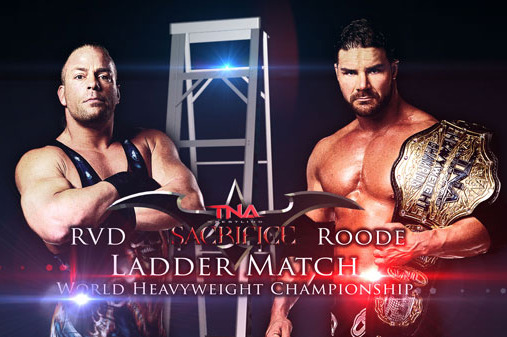 TNA Sacrifice PPV Preview: Bobby Roode vs. Rob Van Dam for the World Title