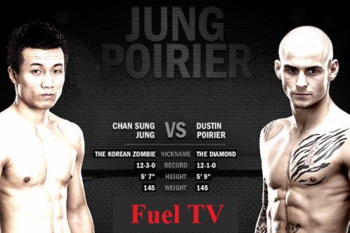 Is the Winner of Poirier-Chan Sung Jung the No. 1 Contender in the FW Division?