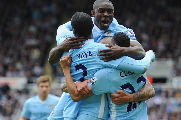 Manchester City vs QPR: Relegation and Title Decider Live Score, Analysis, Recap