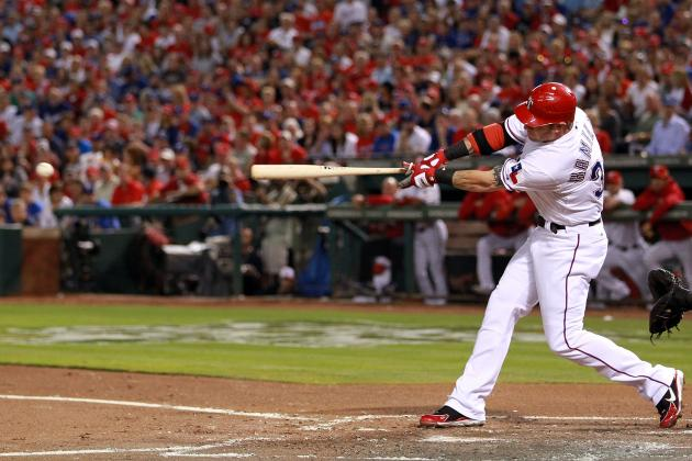 Josh Hamilton Can Join Slugger Frank Howard in MLB Record Books Today