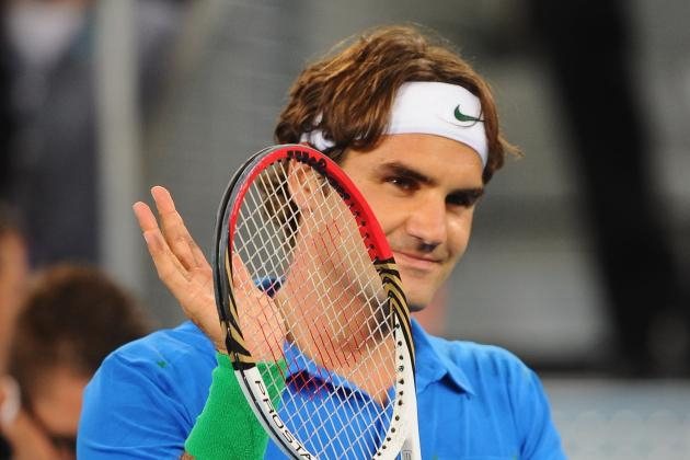 Roger Federer vs. Tomas Berdych: Fed Set to Dominate in 2012 Madrid Open Final