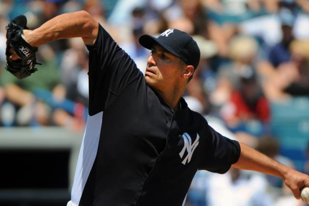 Andy Pettitte: New York Yankees SP Returns to the Bronx as a Heavy Favorite