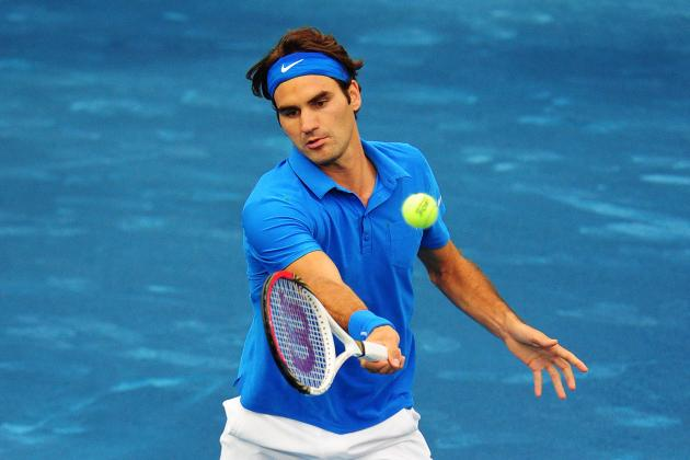 Roger Federer: Rafa Nadal Should Be Weary of Streaking Fed-Ex