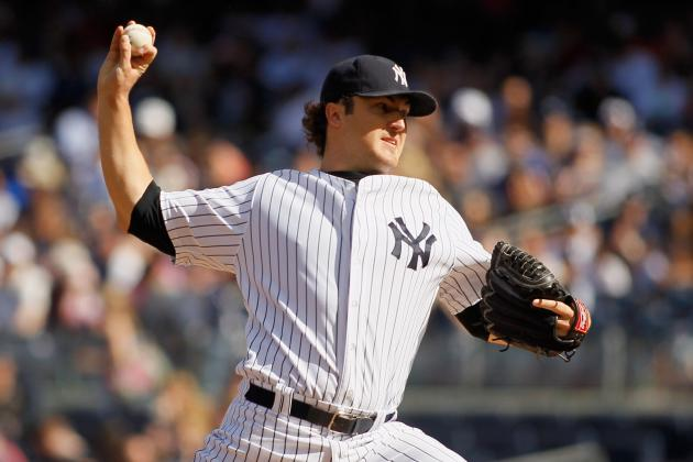 Phil Hughes Remains in New York Yankees' Rotation, David Phelps to the Bullpen