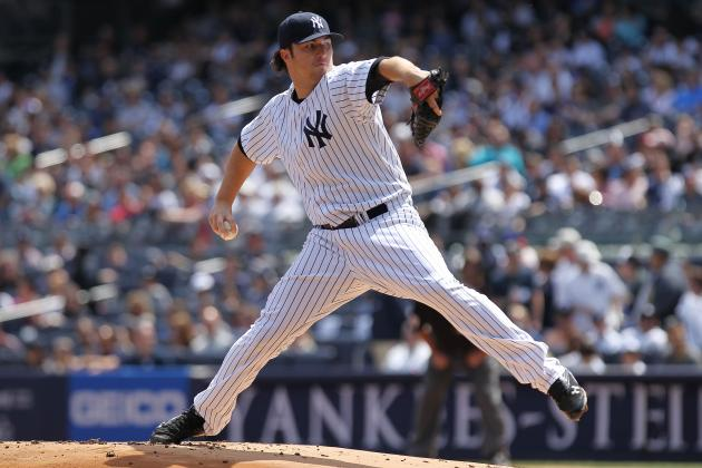 New York Yankees: Why Phil Hughes Has Saved His Rotation Spot in 2012 for Now