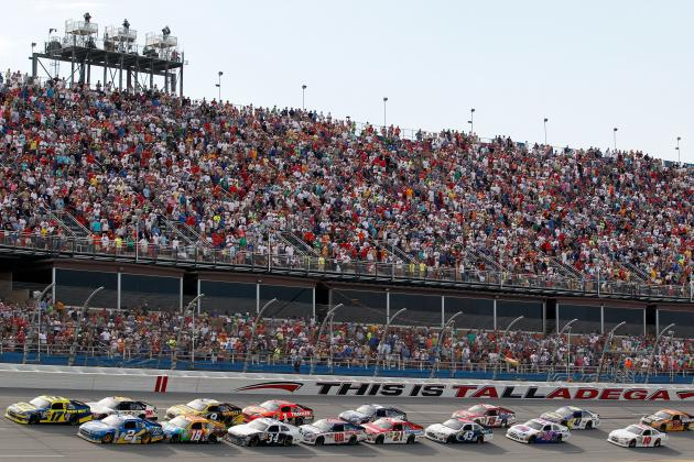 Can NASCAR Fix the Talladega Style of Racing?