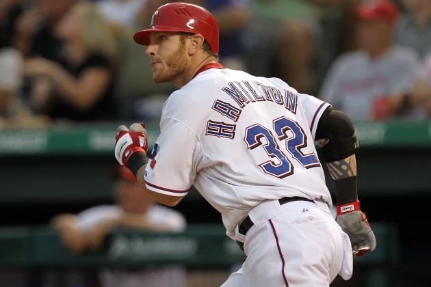 Josh Hamilton on Pace to Break 82-Year-Old Baseball Record