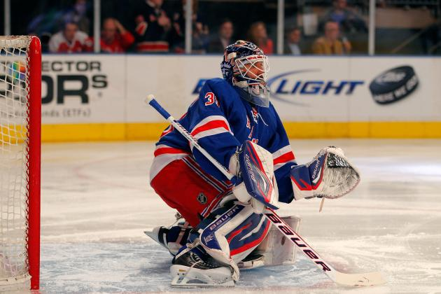 NHL Playoffs 2012: This Is Why the Rangers Are in the Conference Finals