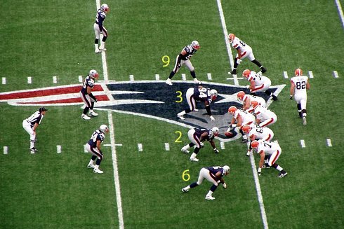 Football 101: Offensive and Defensive Line Assignments