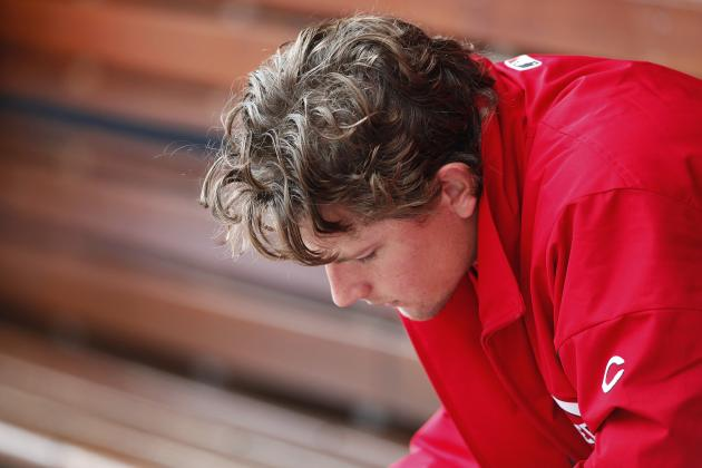 Cincinnati Reds Should Send Mike Leake Down, Give Jeff Francis the Call