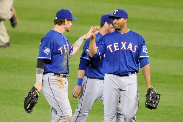 2012 MLB Power Rankings: Mid-May