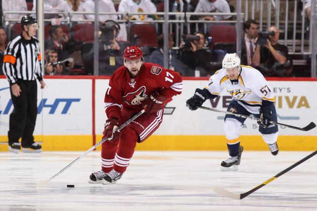 Stanley Cup Playoffs 2012: Expect Coyotes, Kings in Tight Defensive Series