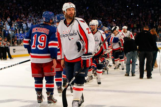 NHL Playoffs 2012: Coyotes vs. Kings, Rangers vs. Devils in Conference Finals